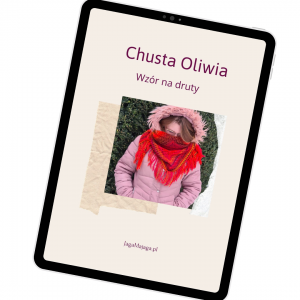 Chusta Oliwia
